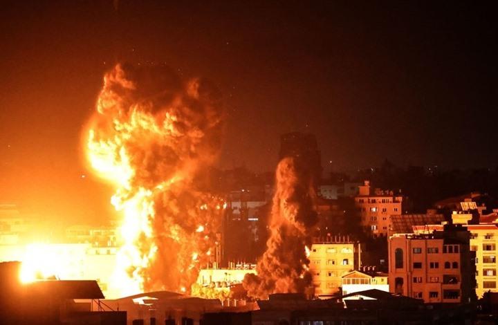NYT: أحلام عائلة أبو العوف دفنتها غارة إسرائيلية بغزة