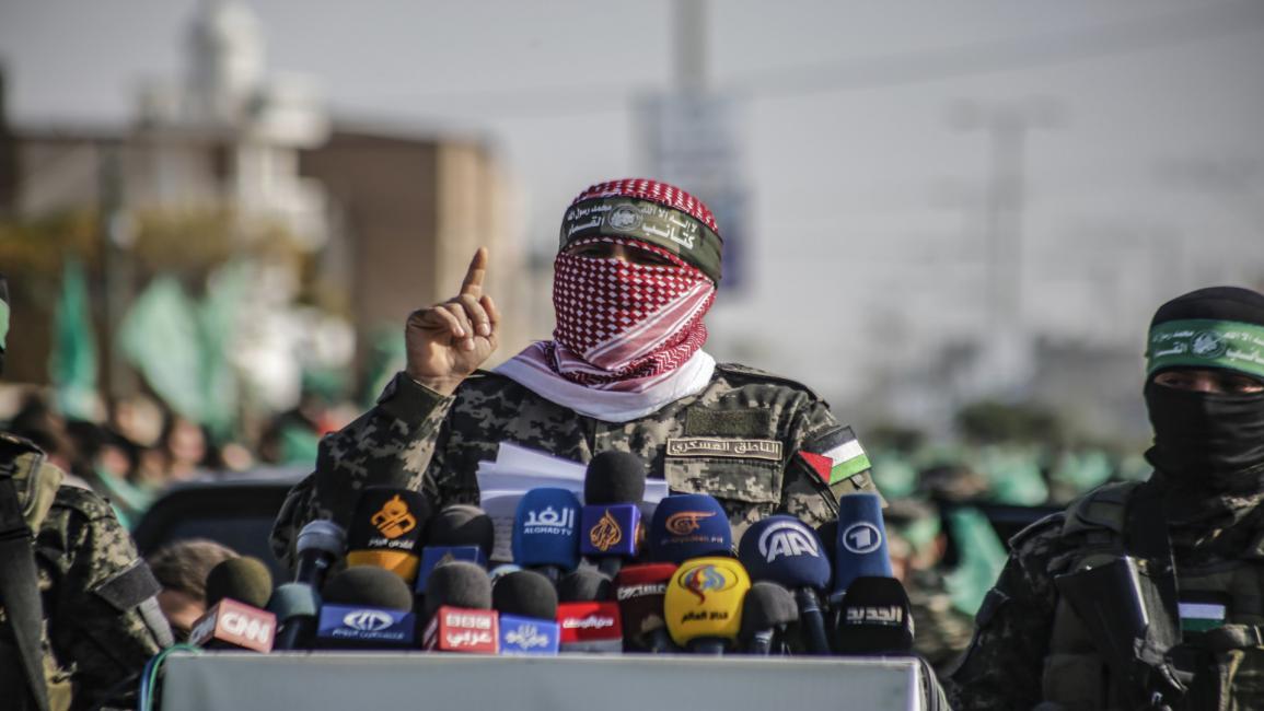 كتائب القسام تحذر إسرائيل من مغبة المساس بالمسجد الأقصى