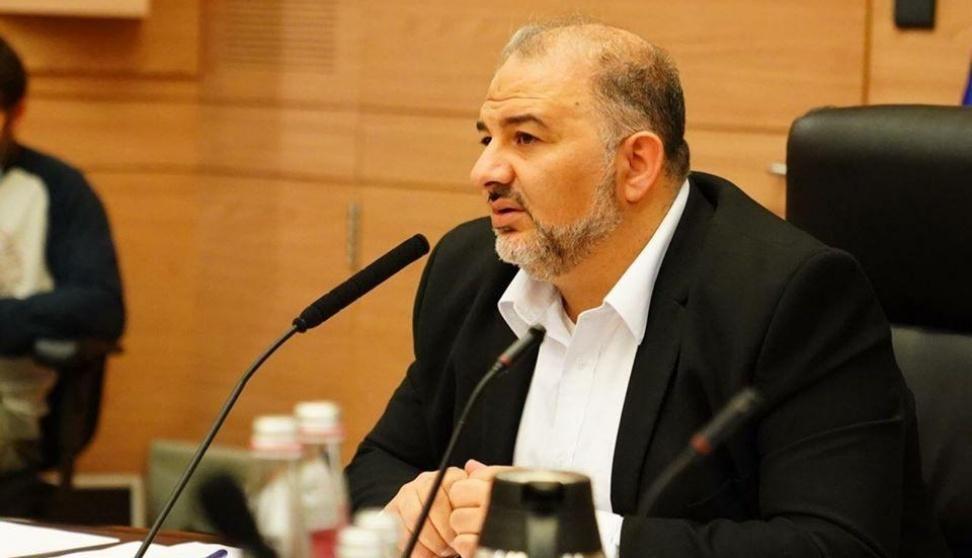 """منصور عباس عن مسيرة الأعلام: """"نعارض أي عمل استفزازي الكل يعرف هدفه"""""""