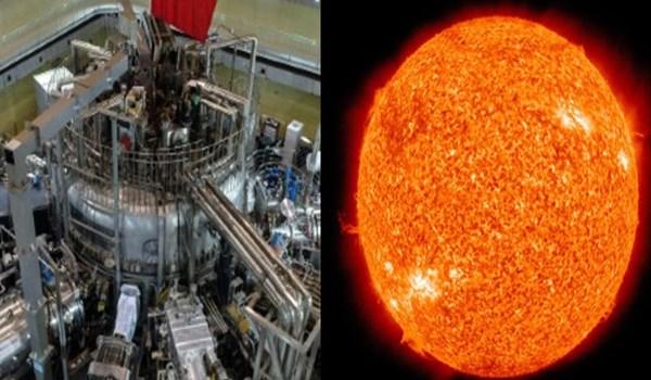 """""""شمس صناعية"""" مبهرة لتوليد الطاقة في الصين"""