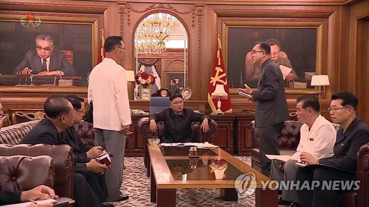 """""""ناشونال انترست"""": كوريا الشمالية تواجه نقصاً في الغذاء"""