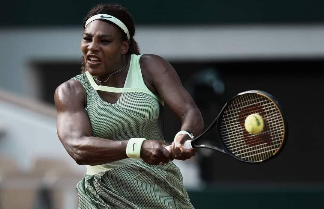 نجمة التنس الأميركية سيرينا ويليامز تعلن عدم مشاركتها في أولمبياد طوكيو