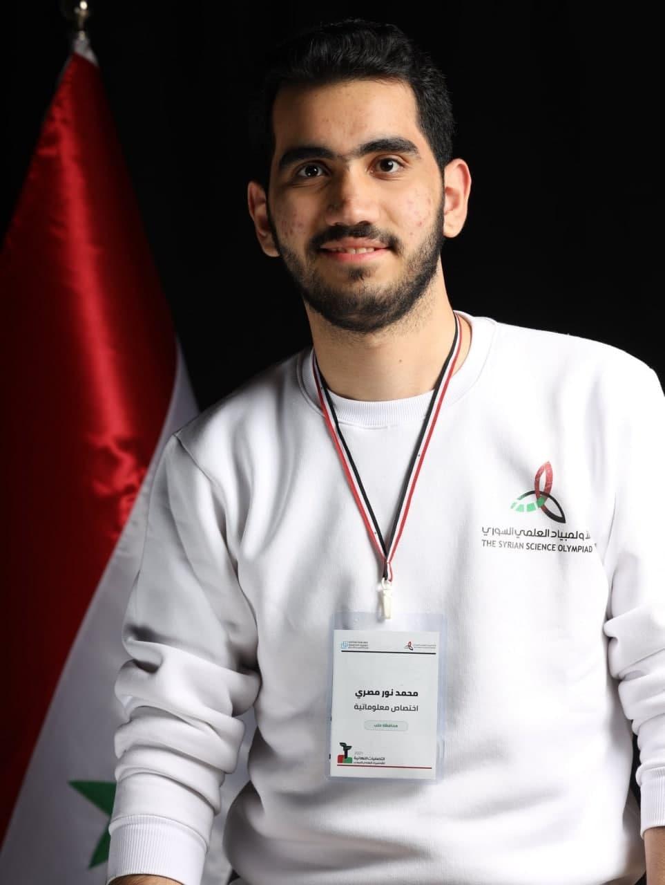ميدالية برونزية لسورية في أولمبياد المعلوماتية العالمي