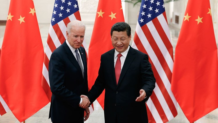 البيت الأبيض يبحث عقد اجتماع بين بايدن ونظيره الصيني