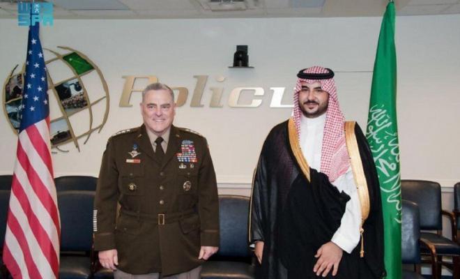تفاصيل زيارة الأمير خالد بن سلمان إلى واشنطن