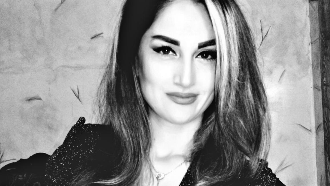 الكاتبة السورية غنوة فضة