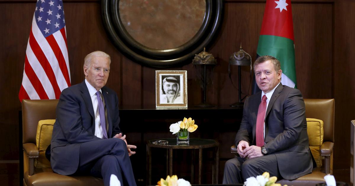 العاهل الأردني بحث في واشنطن عودة سورية إلى الجامعة العربية واستثناء الأردن من قانون قيصر
