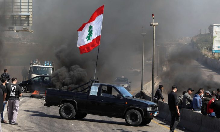 """""""مباط عال"""": تفكُّك لبنان – التداعيات على إسرائيل"""
