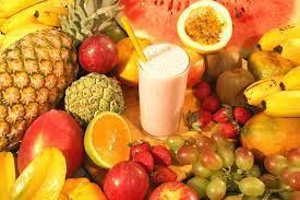 عناصر غذائية وعشاء صحي مشبع