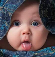 انظر إلى هذا الطفل فهي من الصور الجميلة للأطفال