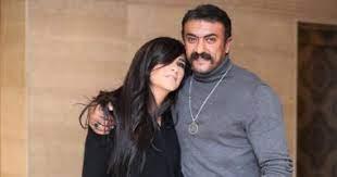 الفنّان المصري أحمد العوضي وزوجته الفنّانة ياسمين عبد العزيز