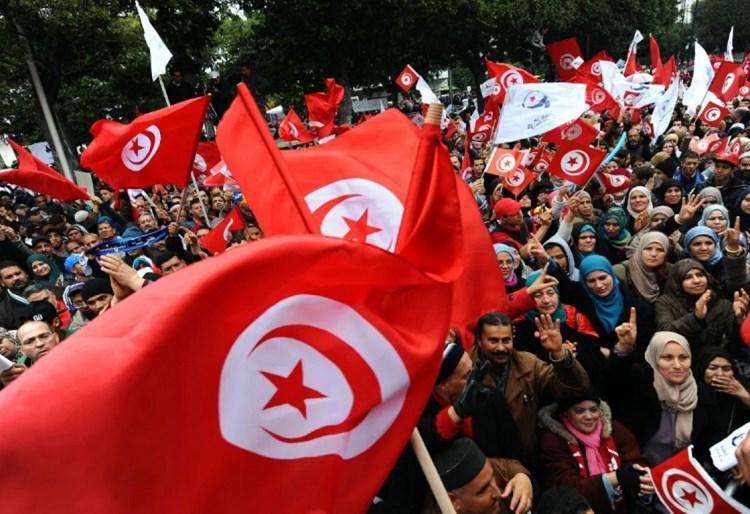 تونس كانت شرارة الربيع العربي
