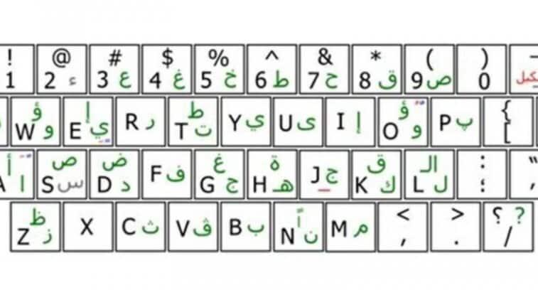 تعليم حروف الفرانكو