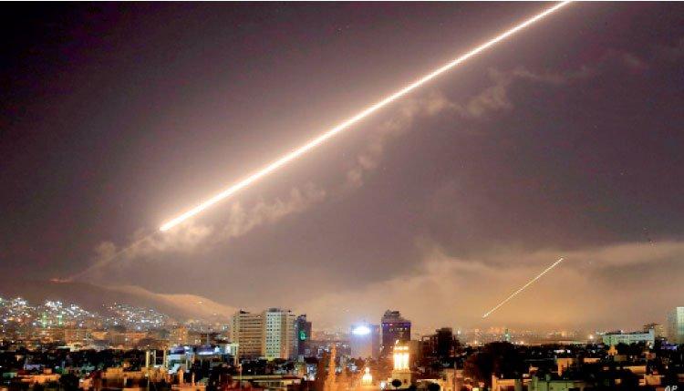 روسيا تعلن إحباط 3 هجمات إسرائيلية على سورية في الأسبوع الماضي