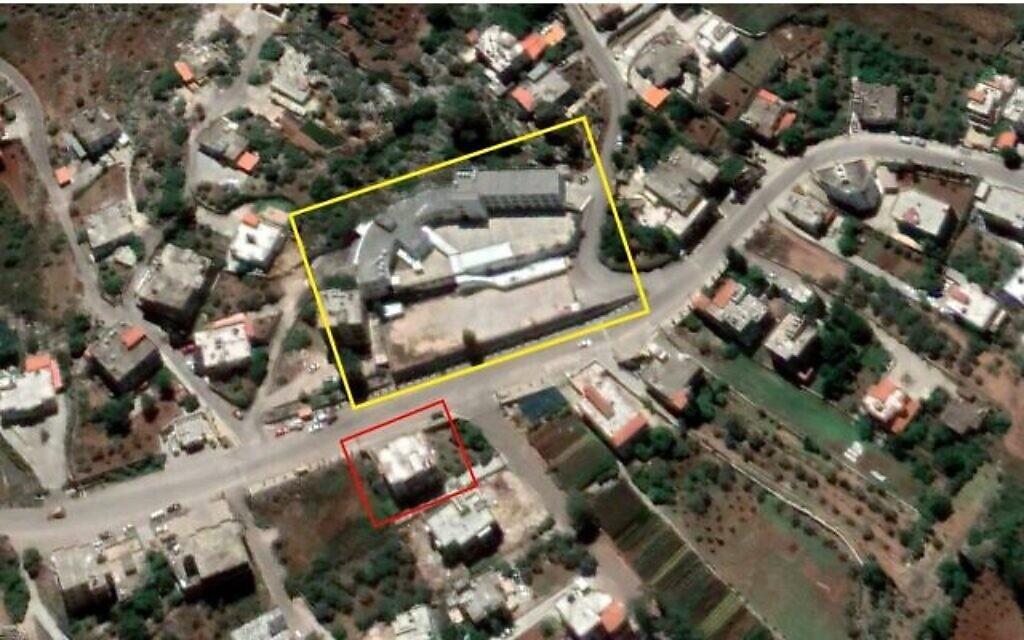 إسرائيل تكشف عن مخزن أسلحة لحزب الله قرب مدرسة