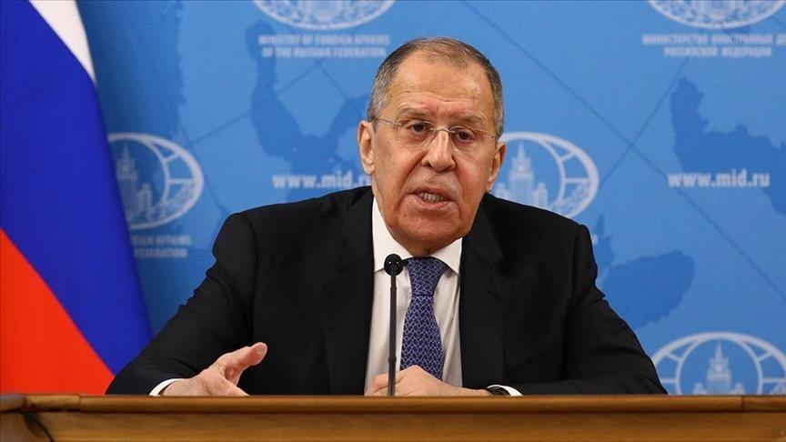 لافروف: روسيا لن تنجر إلى سباق تسلح