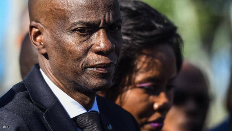 اغتيال رئيس هايتي في مسكنه