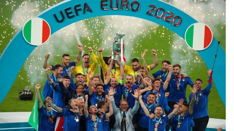 يورو 2020: إيطاليا تنتزع اللقب من إنجلترا بركلات الترجيح