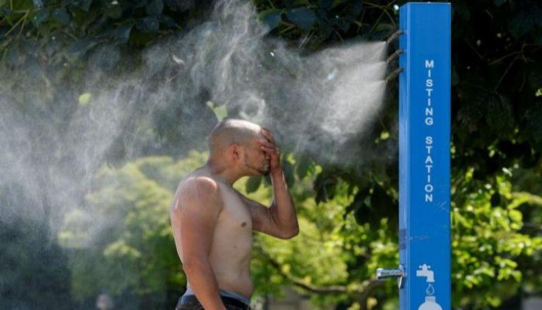 """موجة حر قياسية بأمريكا وكندا تقتل 45 في """"أوريجون"""""""