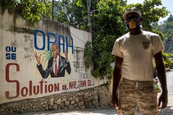 """""""نيويورك تايمز"""": هايتي على حافة الهاوية"""