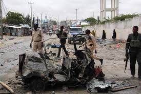 مقتل ما لا يقل عن 8 في تفجير انتحاري بالعاصمة الصومالية
