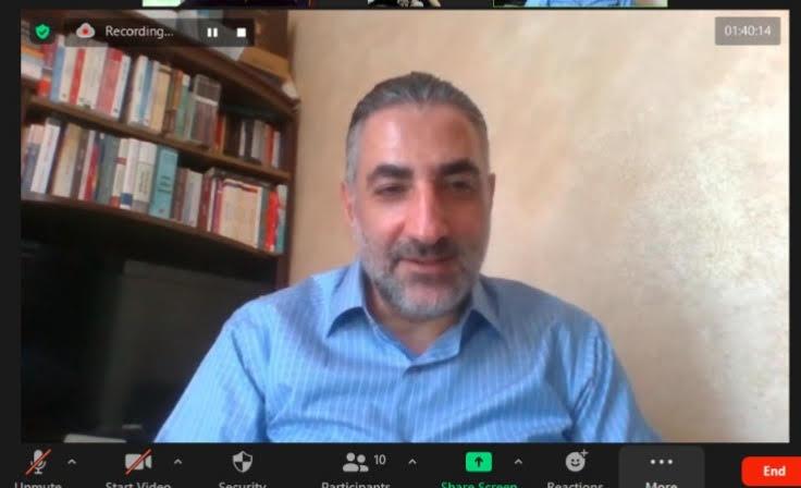 """وقائع ندوة """"الأزمة المالية وتداعياتها في لبنان"""""""