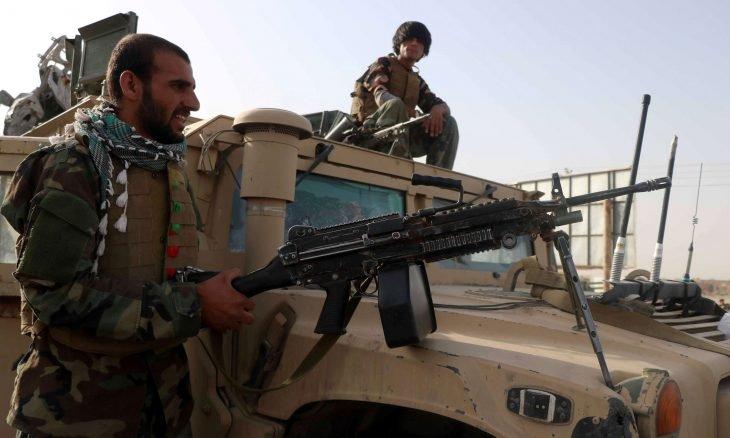 كيف تسببت الولايات المتحدة في انهيار الجيش الأفغاني