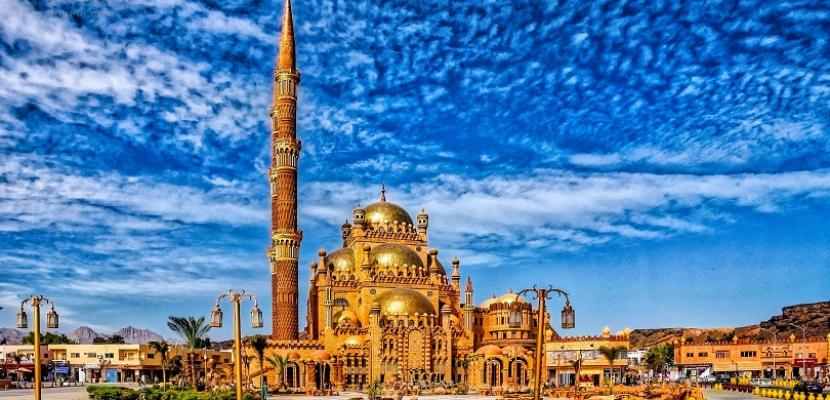 مسجد المصطفى في شرم الشيخ