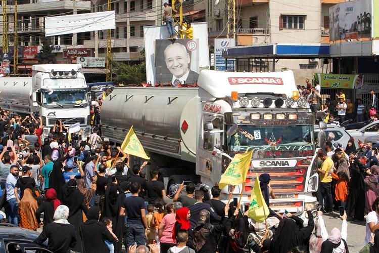 """""""نيويورك تايمز"""": حزب الله كسب جولة في المنافسة ضد أميركا"""