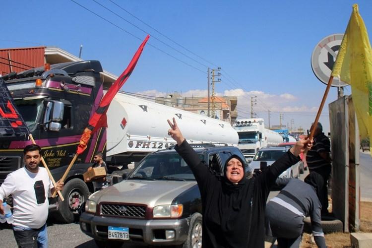 حزب الله يعرِض قوته ويوفّر وَقوداً إيرانياً مجانياً