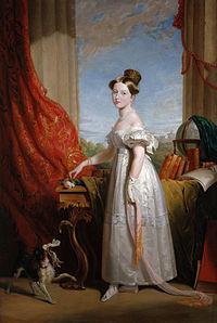 فيكتوريا ملكة المملكة المتحدة