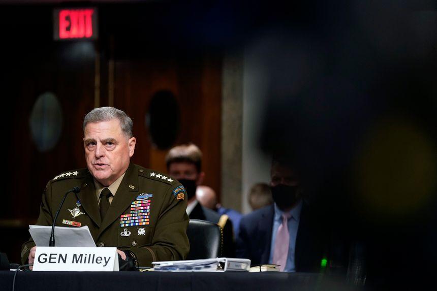 """رئيس الأركان الأميركي: الانسحاب من أفغانستان """"فشل استراتيجي"""""""