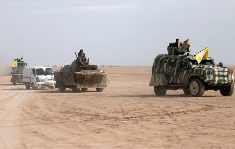 هل الانسحاب من سوريا هو الخطوة التالية لبايدن؟