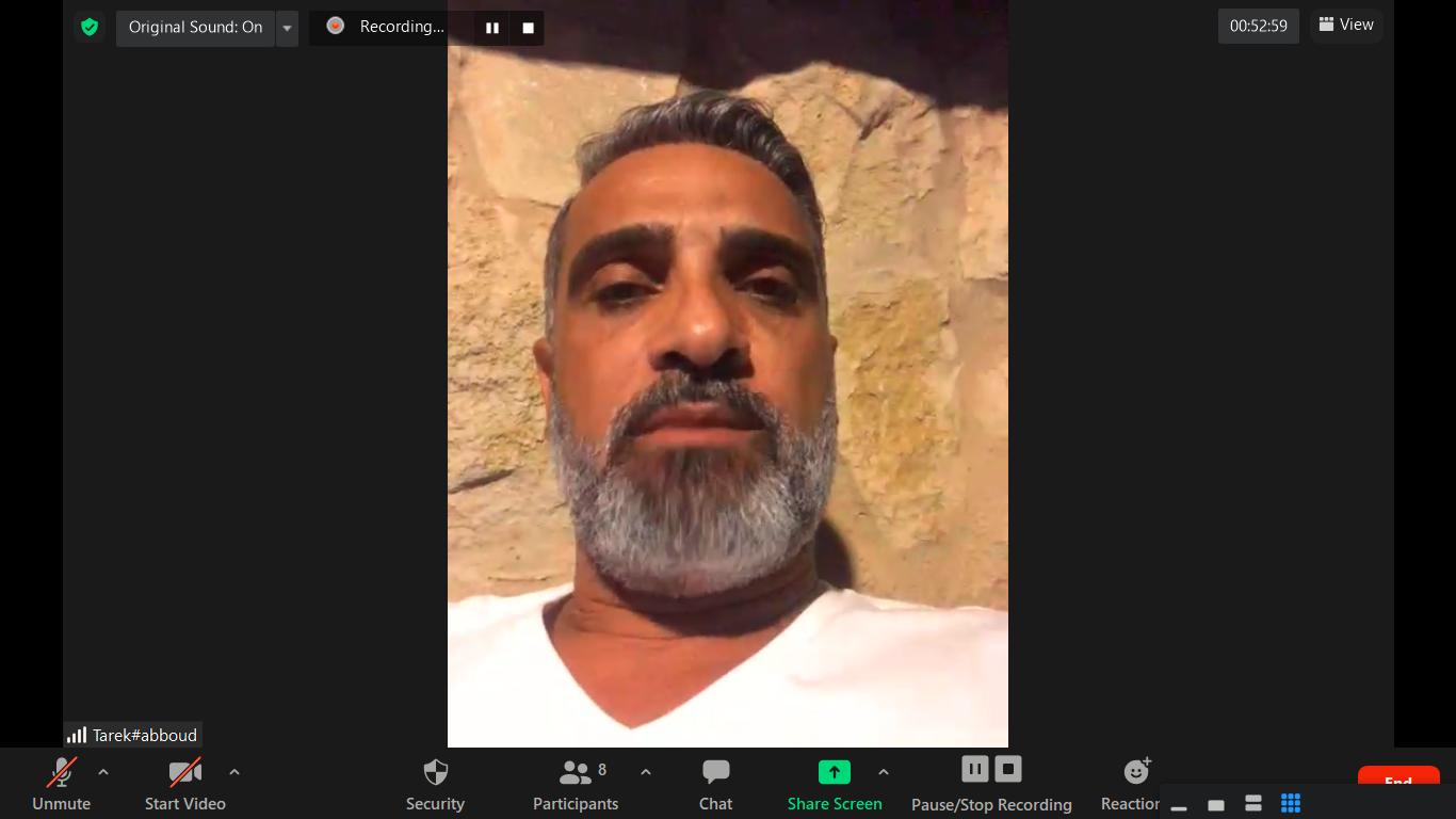 الباحث والخبير الاستراتيجي طارق عبود