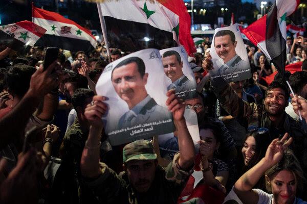 """""""نيويورك تايمز"""": واشنطن سمحت بنقل الكهرباء إلى لبنان وبعض المساعدات لسوريا"""